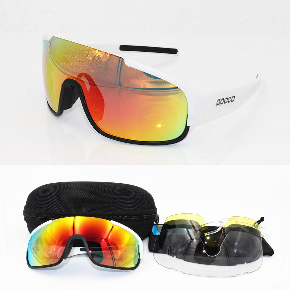 b5789eeaaf1 2019 Crave 4 Lens Airsoftsports Do Blade Cycling Sunglasses Polarized Men  Sport Road Mtb Mountain Bike Glasses Eyewear From Heheda5