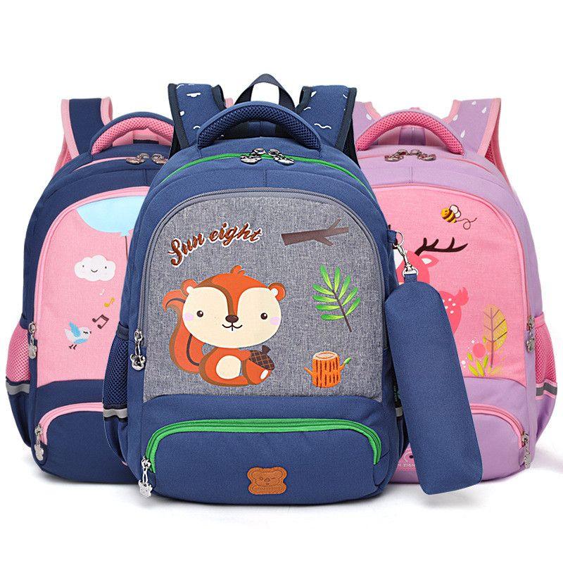 6ee25d949c 2019 Waterproof Orthopedic Backpack Children School Bags Kids Book Bag  Children Primary School Backpack Boys Girls Bolsa Infant Girls Backpacks  Satchel Bags ...