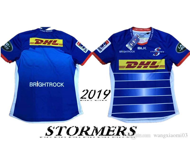 2019 THE ALL NEW BLK 2019 DHL STORMERS JERSEYS Size   S 3XL Blues  Highlanders Hurricanes CRUSADERS Chiefs JERSEY 2019 WESTS TIGERS JERSEY  From Wangxiaomi03 46c6249de