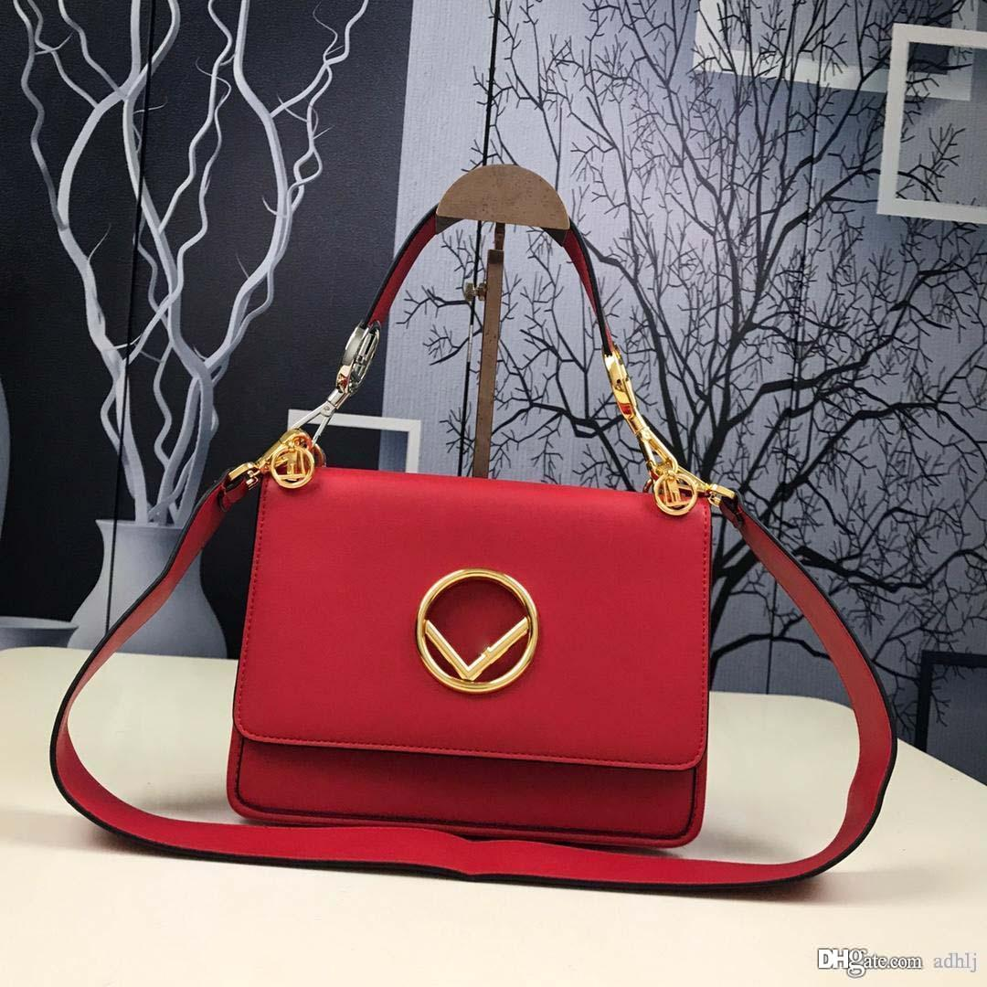 32c3e565cc AAAAA New Fashion High-end Single Shoulder Messenger Bag Trend Solid ...