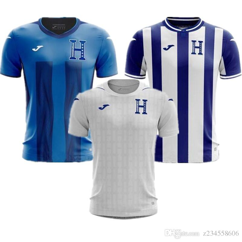 61900c5c8c0 2019 Honduras Jersey 2019 Gold Cup Football SHIRTS Honduras Soccer Jersey  19 20 Camiseta De Futbol Maillot Camisa De Futebol From Z234558606