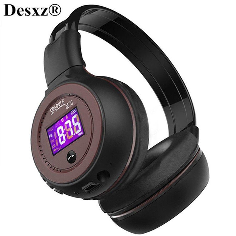 d5d333694 Compre B570 Sem Fio Bluetooth Fone De Ouvido Estéreo De Alta ...