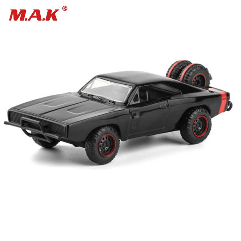Kids Toys Jada 1/32 Diecast Car Model Kid Gifts Fast & Furious Dodge 1970 Charger Vehicles Toys J190525