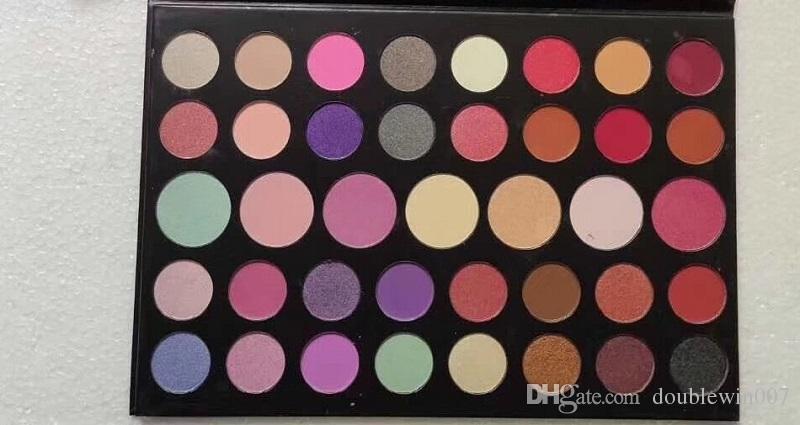 2019 39S Such a Gem Artistry Palette Eyeshadow Palette Eyeshadow Makeup 39colors Eyeshadow Inner Artist Pallete DHL high quality