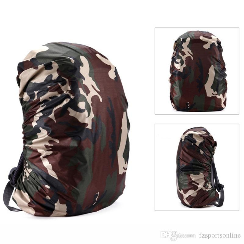 a6aab1c072 2019 40L 60L 80L Military Outdoor Tactical Bags Cover Backpack Waterproof  Camping Hiking Backpacks Outdoor Bag Army Bag Rain Cover  108533 From ...