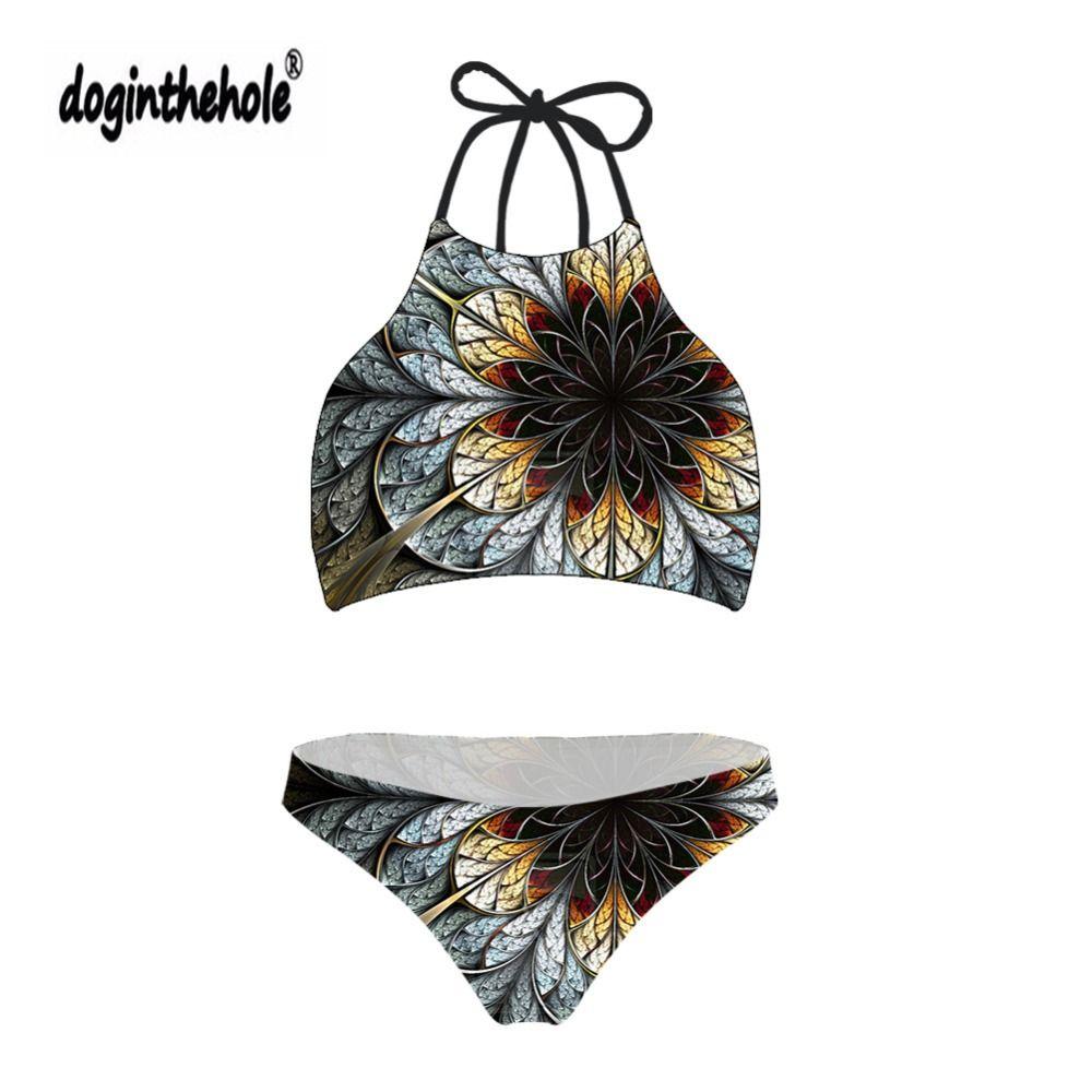 06af766912 Acquista Bikini 2019 Bikini Le Donne Summer Beach Costume Da Bagno Le  Ragazze Nuovo Arrivo Taglia S XXL Donna Costumi Da Bagno Mid Waist Plus  Size A $33.96 ...