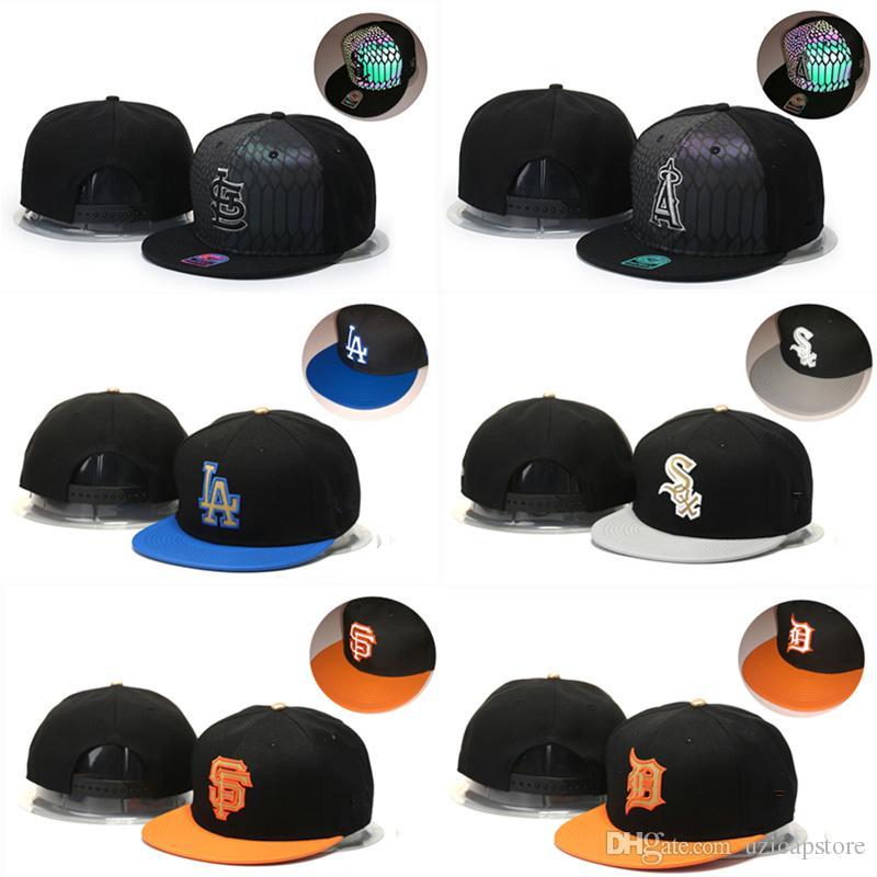 9dc5afa7a 2020 Newest Men'S Women'S Baseball Snapbacks Caps All Teams Basketball  Snapback Football Hats Man Sports Adjustable Flat Hat Hip Hop Caps Cheap  Hats ...
