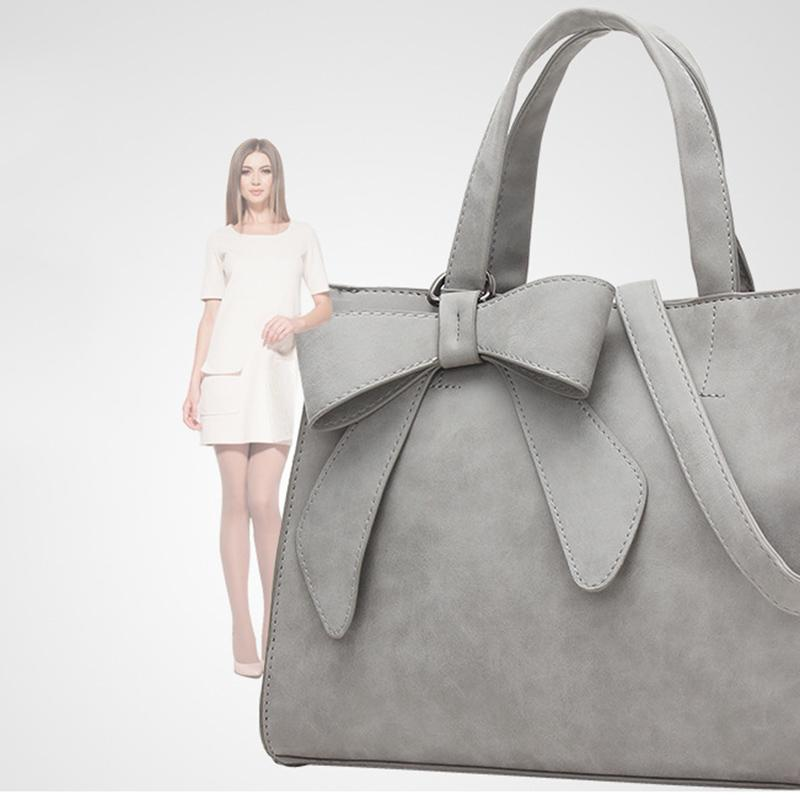 43f3d30f147 1 Pcs Women Lady Shoulder Crossbody Bag Bowknot PU Leather Fashion For  Money Mobile Phone LT88