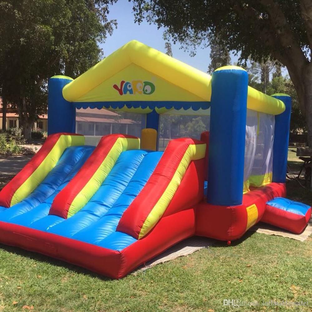 2019 YARD Cheap Nylon Bounce House Inflatable Bouncer