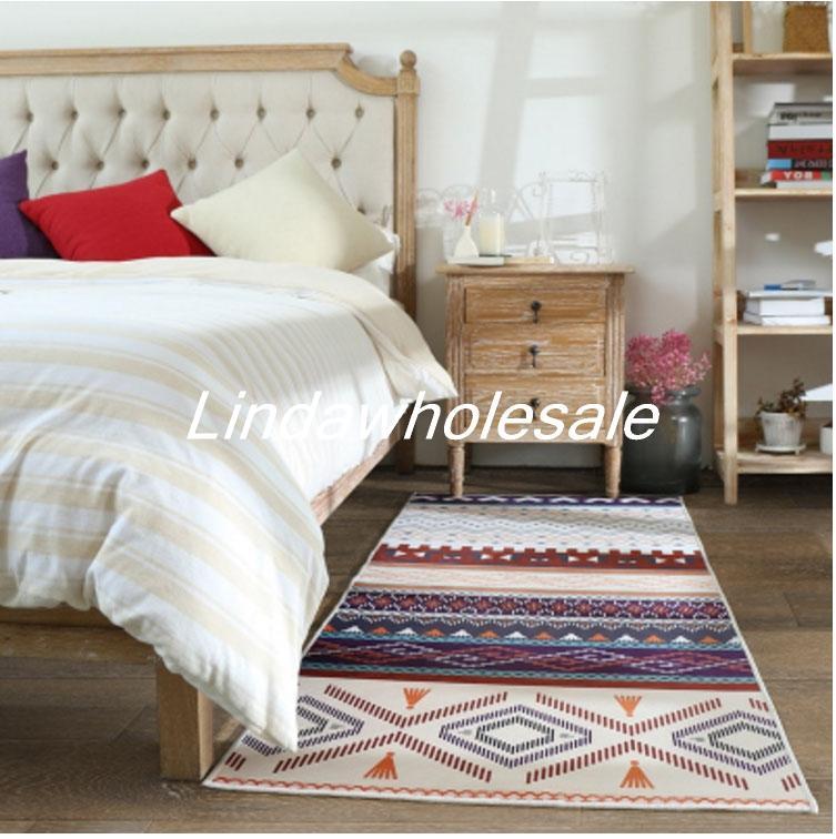 Schlafzimmer-Nachtteppich, Teppich für Wohnzimmer, Bodenmatte