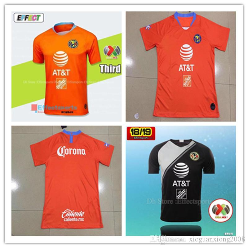 b69c80047 2019 S XXL New 2019 2020 LIGA MX Club America Soccer Jersey 19 20 Home Away  3rd O.PERALTA Best Quality Football Shirts From Xieguanxiong2008, ...