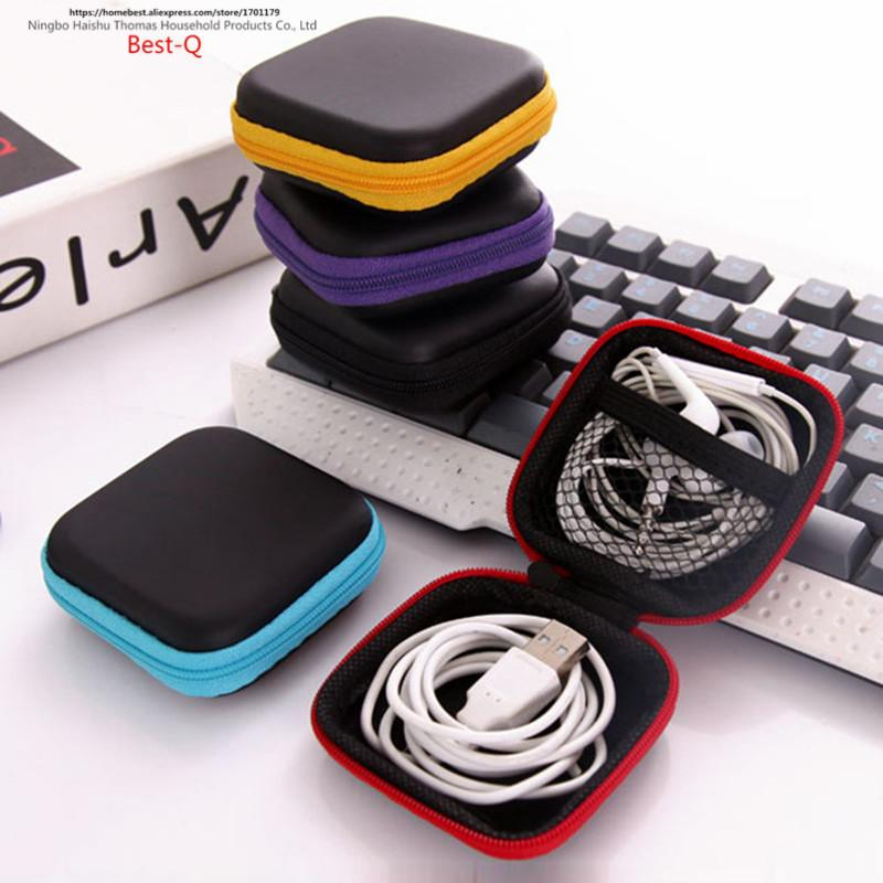 Free shipping mobile phone data line charger, finger tip gyro packing box, earphone storage bag, EVA earphone