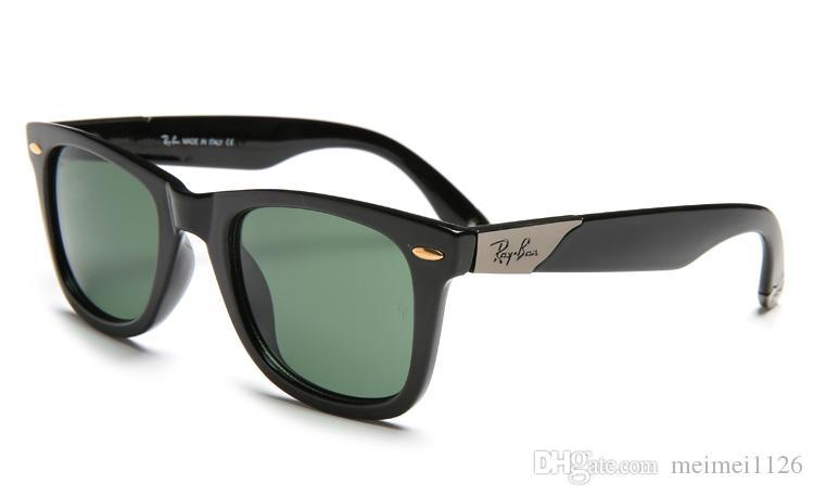 2d2ff85d1e Compre Nuevo Verano Para Hombres Gafas De Sol De Playa LENTES DE CRISTAL  Gafas De Ciclismo Para Mujeres Bicicletas Gafas De Sol De Conducción Con  Caja ...