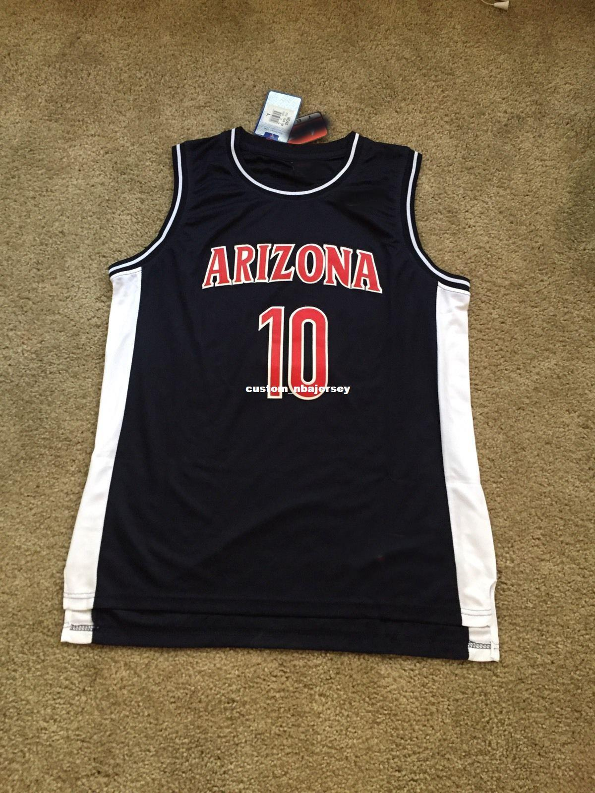 2019 Cheap Custom Vintage Mike Bibby Arizona Wildcats NCAA Basketball Jersey  Stitched Customize Any Number Name MEN WOMEN YOUTH XS 5XL From  Custom nbajersey ... 0961b6156