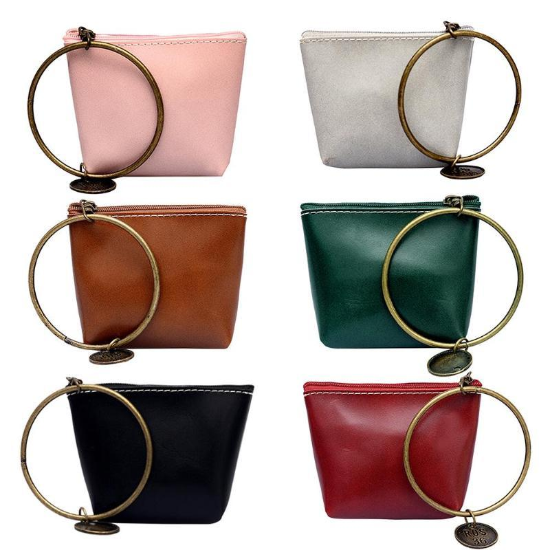 Round Ring Mini Handbags Casual Women Girls Wallet Leather Clutch Wristlets  Clutches Cheap Clutches Round Ring Mini Handbags Casual Women Online with  ... 914c68029b