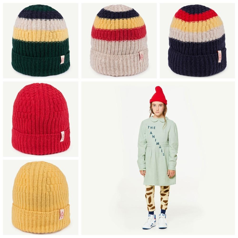 4af7e7216f8 2019 2019 New Arrive TAO Brand Children Hat Girls Winter Cartoon Baby Caps  Boys Hats Warm Knitted Baby Cap Elasticity 2 10Y From Cynthia10