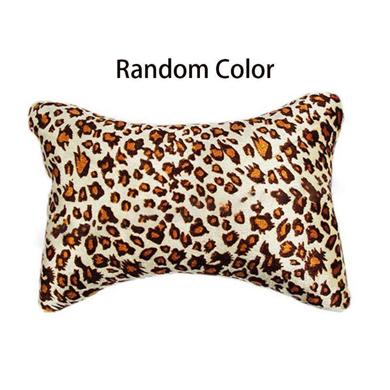 Nail Art Kissen Weichen Knochen Form Leopard Gedruckt Hand Arm Handgelenk Kissen Halter Rest Maniküre Pflege Behandlung Salon Schönheit Werkzeug Handauflagen