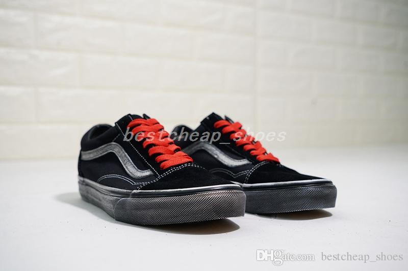 online retailer d8242 7f627 Vans Unisex Authentic CA Overwashed Old Skool Slip En Hombres Zapatos  Ocasionales Skate Canvas Sports Para Hombre Zapatos Para Correr Furgonetas  Zapatillas ...