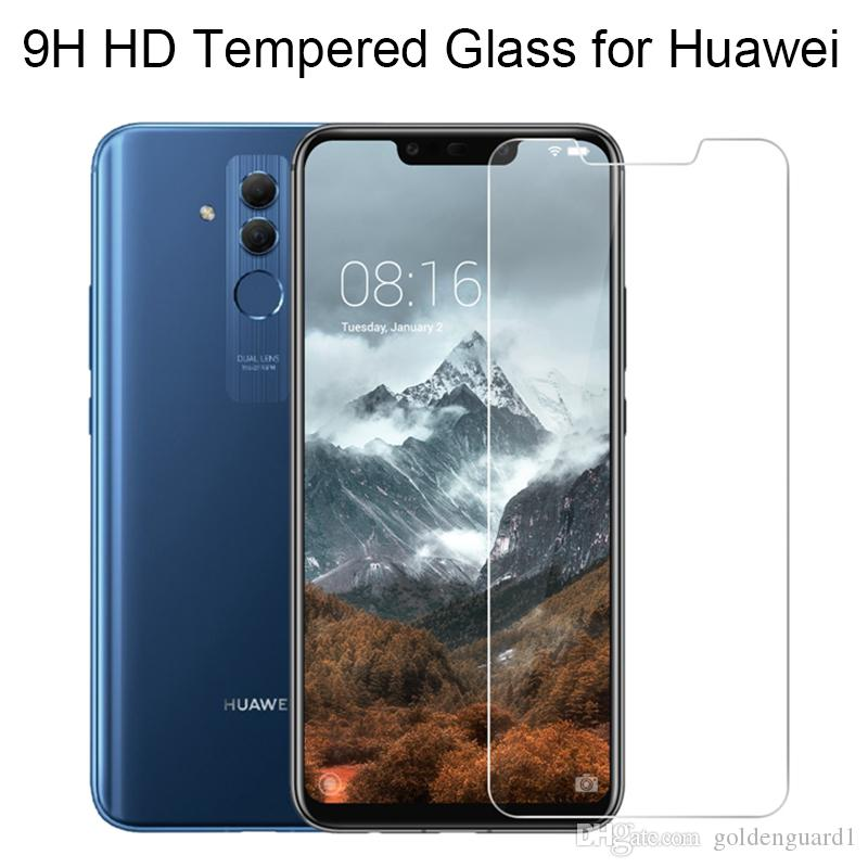 b775ef4950b For Huawei P20 Pro Mate 20 Pro Mate 20 10 Lite 20X Nova 4 3 Tempered Glass  Screen Protector Film For Iphone X XS Max XR 5 5s 6 6s 7 8 ...