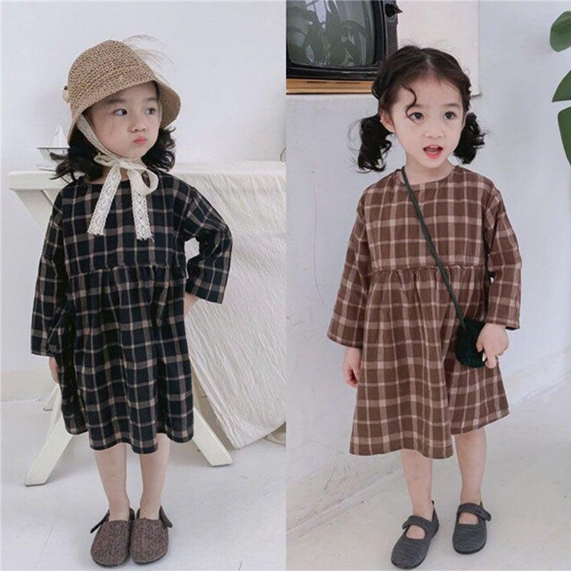 c97a403f0 Compre 2019 Primavera Nuevos Niños Coreanos Viento Japonés Lino ...
