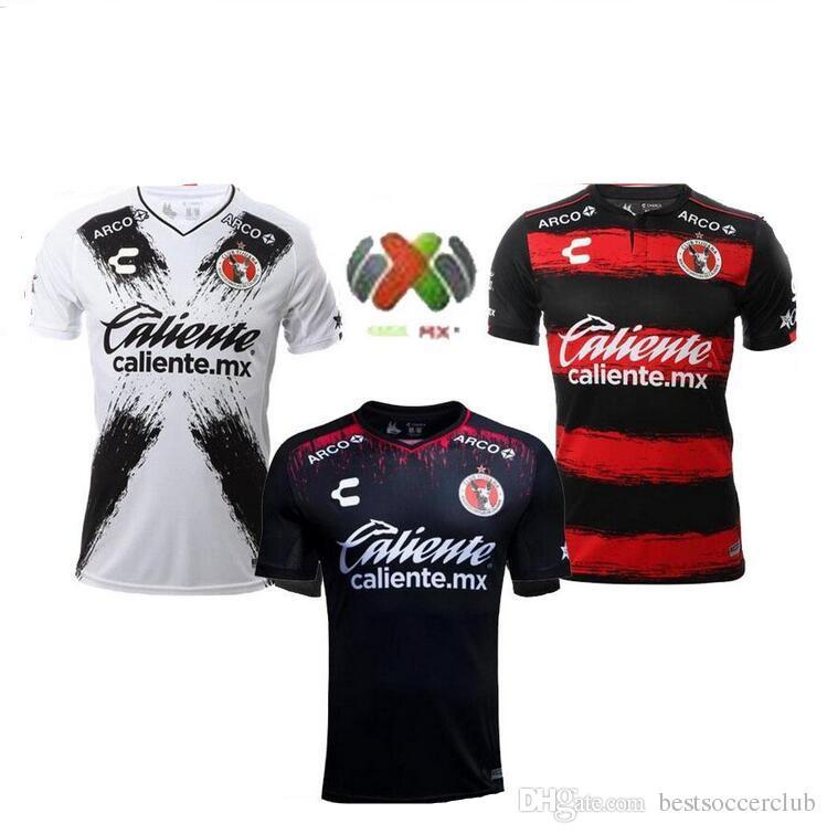 NUEVO Camiseta 2018 2019 De Fútbol De Xolos De Tijuana 18 19 Club Tijuana  En Casa Lejos Camiseta De Fútbol RIVERO LUCERO BOLANOS Talla S XXL Por ... 6bceeefc2b882