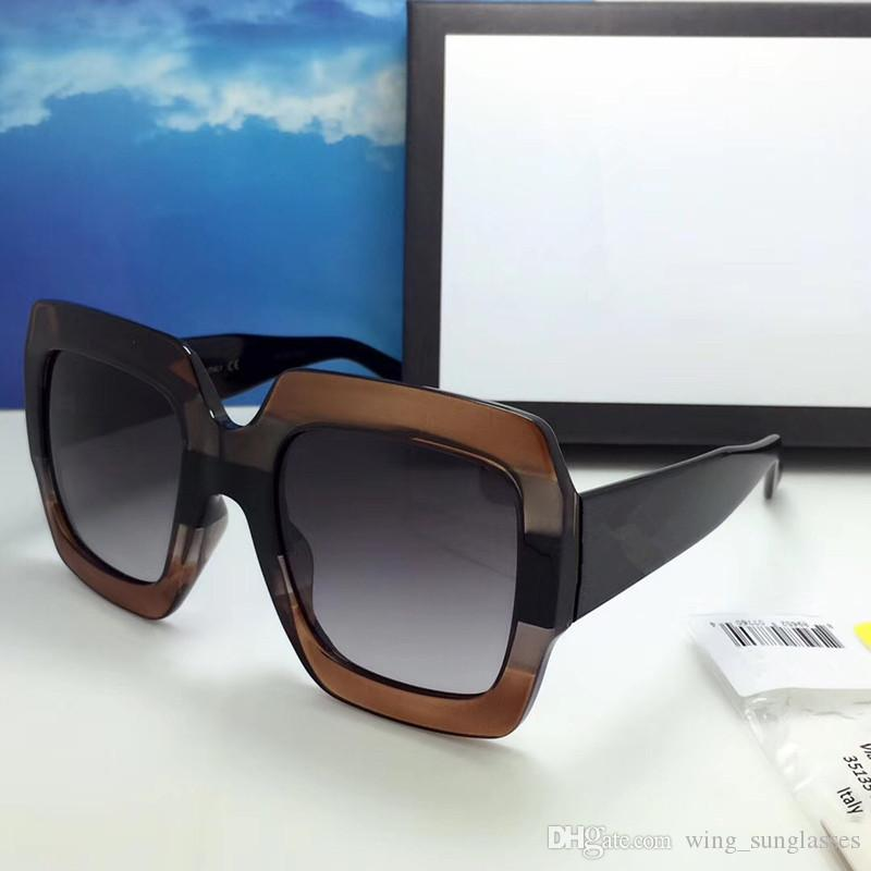 27e62360f05b2 Luxury For Men Popular Sunglasses Retro Vintage Designer Sun Glasses Shiny  Gold Summer Style Laser Logo Gold Plated UV400 Eyewear With Case Cheap ...