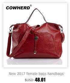 COWHERD Women Cow Leather Crossbody Bag Black/Light Blue/Elephant Gray/Lotus Pink/Taro Purple Ladies Shoulder Evening Bags