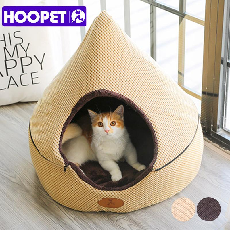 2019 hoopet pet dog bed cat tent dog house all seasons bed for dogs rh dhgate com