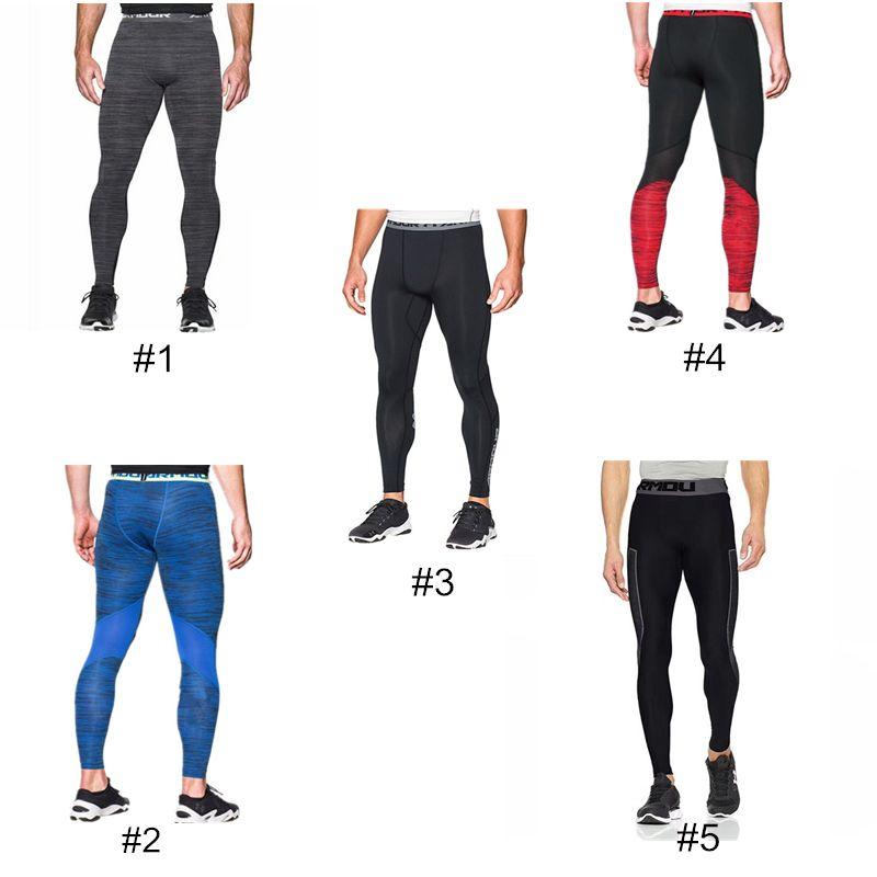 3760879e91d416 2019 2019 U&A Men Running Marathon Basketball Training Workout Compression  Pants From Zyf0327, $19.08   DHgate.Com
