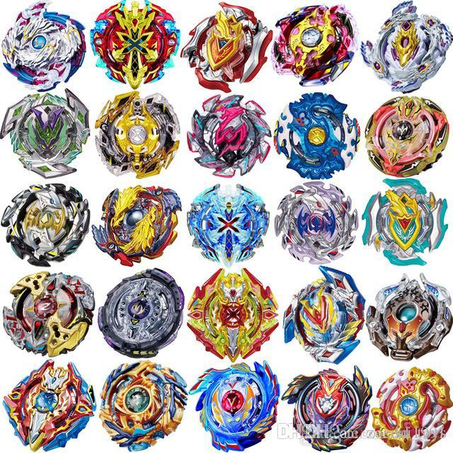 Beyblade Burst Toys Arena Metal Fusion 4D B97 B100 Bayblade Without Launcher And Box Spinning Top Gift Toys For Children
