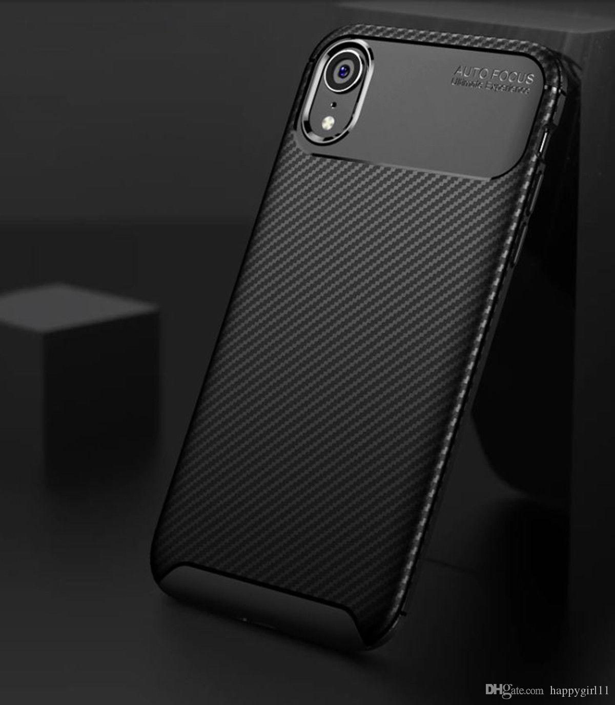 Para iPhone XS MAX XR 6 6s 7 8 suave TPU Con Color Puro Plus Cuero PU Estuche Cubierta