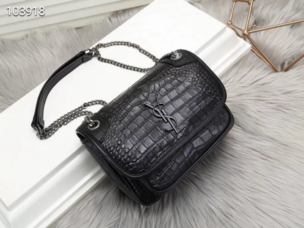 445fa9d95c1d 18cm 22cm 28cm Shoulder Bag Female Luxury Designer Handbag Brand ...
