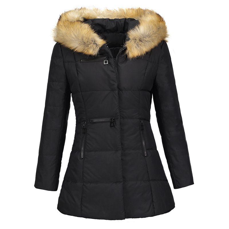 Acquista Nuovo Parka Donna Donna Inverno Cappotto Ispessimento Cotone  Giacca Invernale Donna Outwear Parka Le Donne Inverno A  30.16 Dal Ydw158  d3d35b903f6