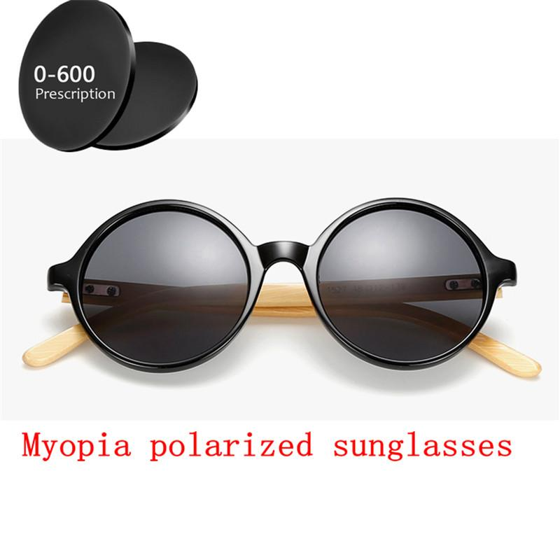 d4b6cb98378 Custom Made Myopia Minus Prescription Lens Myopia Sungalsses Wood ...