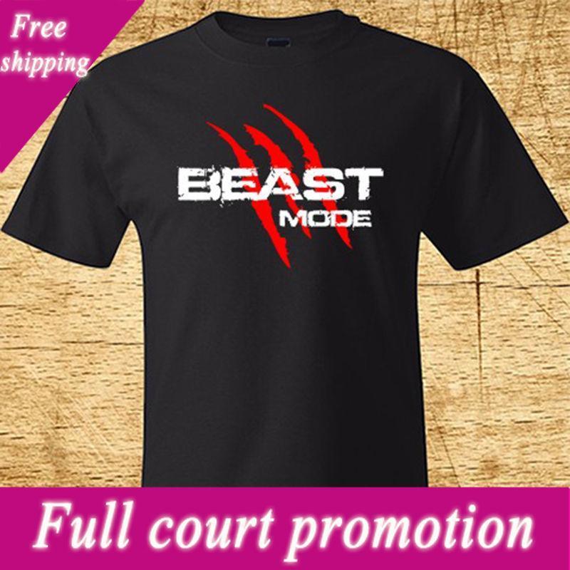 Marshawn Lynch Beast Mode Shirt