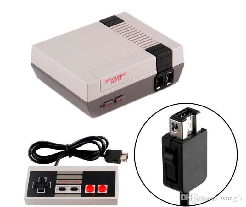 Classic Game TV Video Handheld Console Newest Entertainment System Classic Games For 500 New Edition Model NES Mini Game Consoles