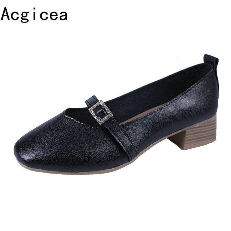 f61ce09d13a5 Designer Dress Shoes 2019 New Women  S Crystal Pumps High Heels Western Style  Fashion Woman Summer Female Leisure Jeans Vintage Footwear Orthopedic Shoes  ...