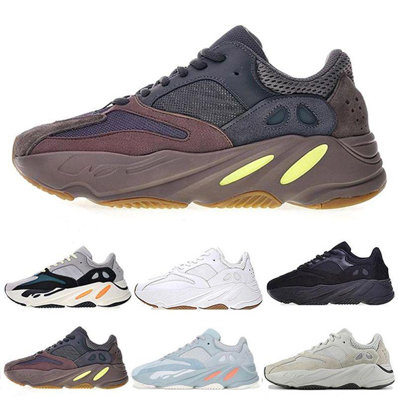 Wave Runner 700 Schuhe angekommen, traf Kanye West Vanta Salt Inertia Geode Runner 700 Mode Luxus Herren Damen Designer Sandalen Schuhe