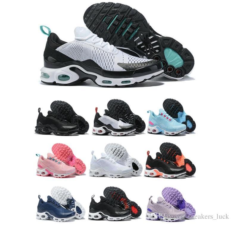 détaillant en ligne 0632d e21d8 Nike Air Max 270 Tn nouvelles chaussures homme 2019 coussin d air  Chaussures tn plus chaussures de course pour hommes TN baskets de jogging  baskets de ...