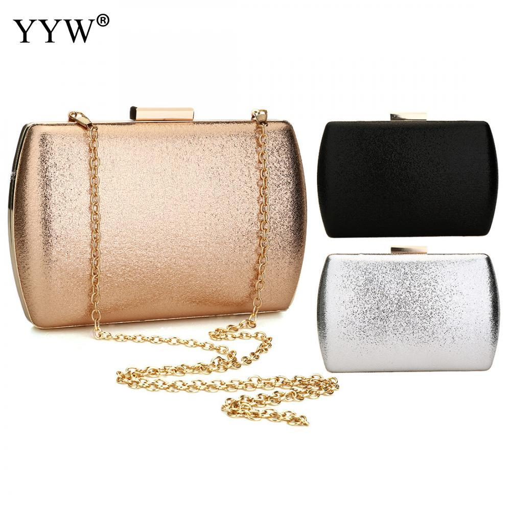 3c54ed65d1a7f Gold Cloth Mini Women Evening Bag Simple Chain Shoulder Handbags Elegant  Wedding Day Clutches Purse Evening Bags 2019 Black Leather Handbags Red  Clutch From ...