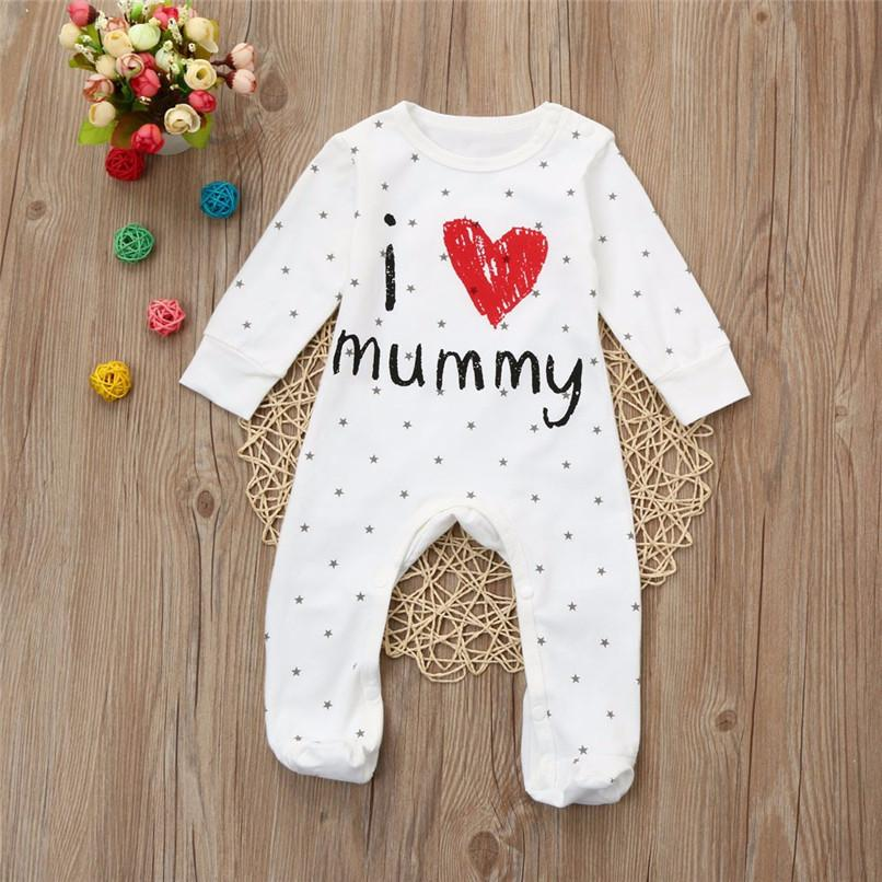215eb8f28314 2019 Winter New Baby Clothes Toddler Infant Baby Girls Letter ...