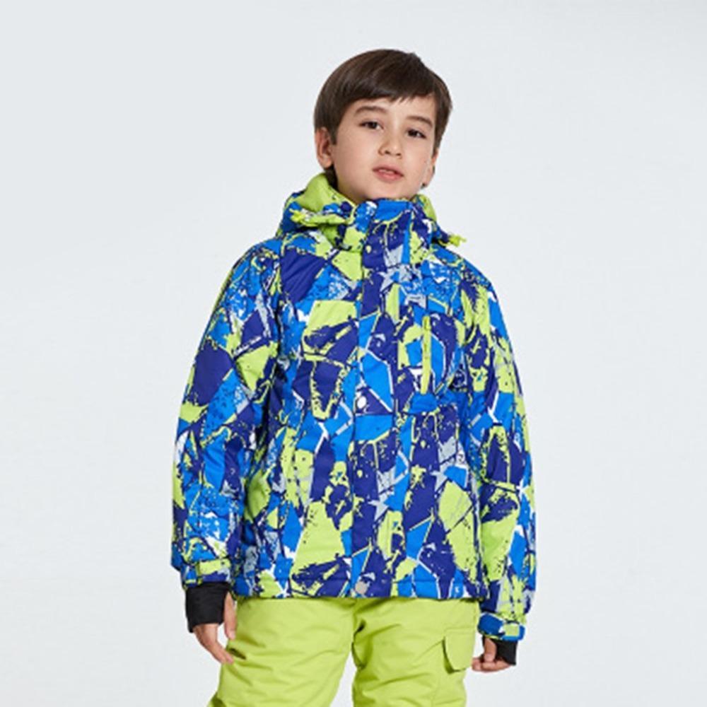 5fc354f0879b 2019 2018 Kids Ski Suit Children Windproof Waterproof Warm Girls And ...