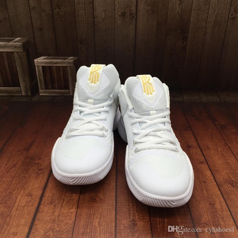 on sale 5d255 0c22e Best Quality Kyrie #3#4#5 Bruce Lee Shoes Classic Basketball Shoes Mamba  Mentality Signature Shoes Outdoor Sports Sneakers 10 Colors
