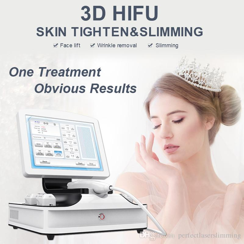 portable hifu machine high intensity focused ultrasound hifu face lift body  skin lifting machine wrinkle removal beauty system CE