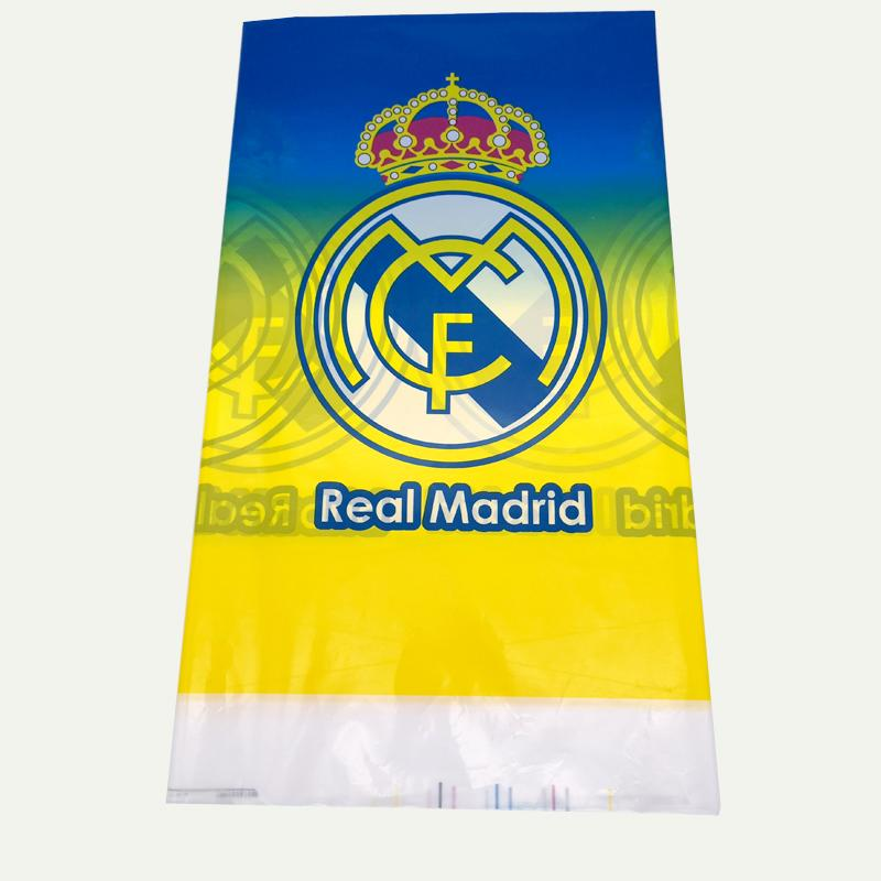 2019 Boys Favors Real Madrid Theme Tablecloth Events Party