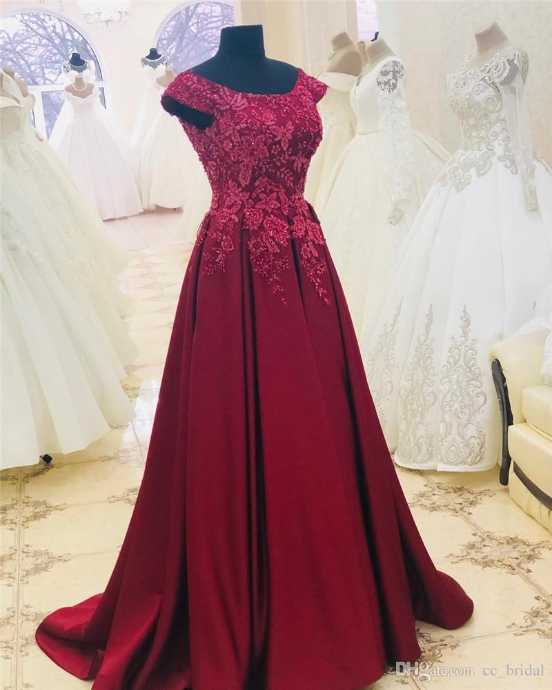 Vestidos Elegantes Rojo Vino Spa On The Go