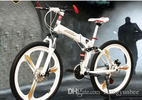 bbd1e1012 Compre Nova Bicicleta 26 Polegada Mountain Bike Freio A Disco Liga De  Alumínio Quadro De Bicicleta De Estrada De Bicicleta Preto Quente De  Zhrngyunbee
