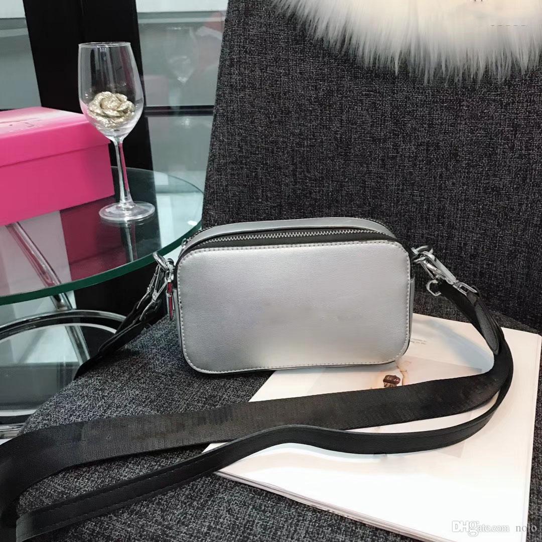 45c41e0a04fb9 Großhandel 2019 Neue Damenmode Balencia Marke Umhängetasche Weibliche Messenger  Umhängetasche Designer Dame Doppel Reißverschluss Handtasche Von Nolo