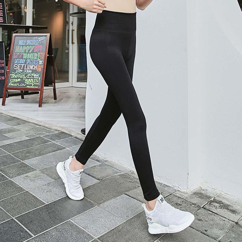 b2362975cb 2019 Plus Size High Waist Tights Leggins Women Seamless Sport Leggings For  Fitness Sportswear Woman Gym Yoga Pants Sports Wear From Capsicum