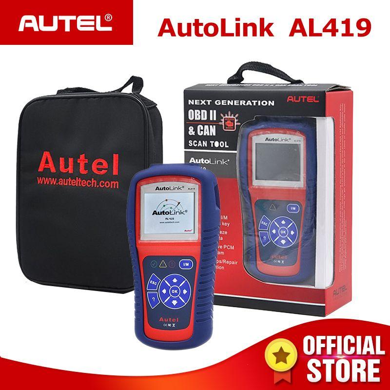 autolink al419